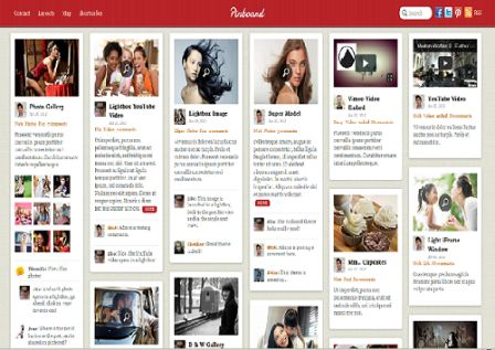 Pinboard Responsive WordPress Theme