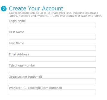 Create Your Autoresponder Account