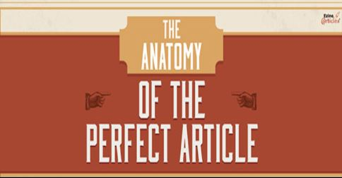 anatomy of a perfect article