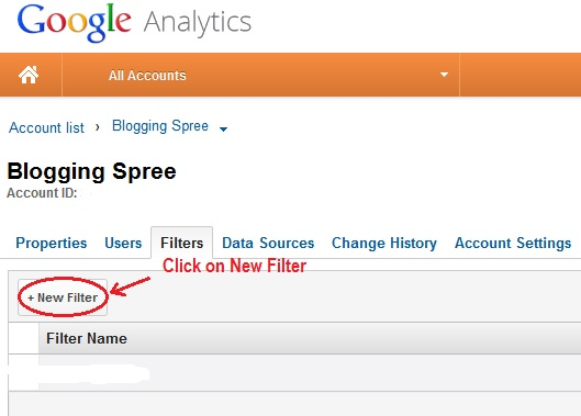 Add filters to stop Google Analytics from tracking your own visits