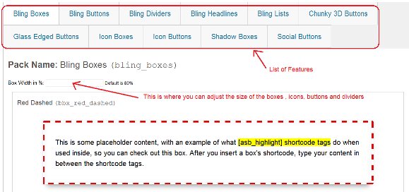 Bling features to improve your blog's appearance