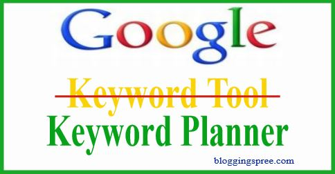 how to use keyword planner