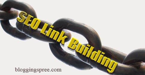 on page seo link building