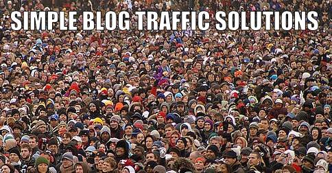 blog traffic solutions