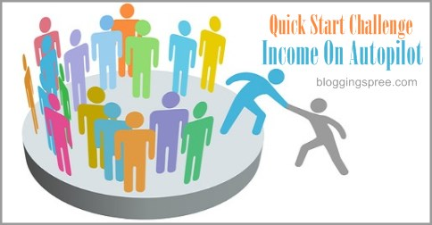 quick start challeng - income on autopilot