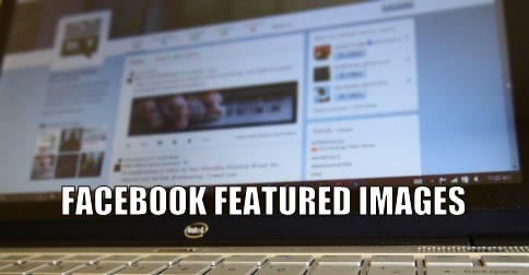 Facebook Featured images