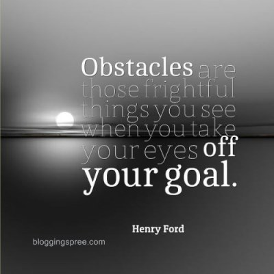 goal setting quotes Henry Ford