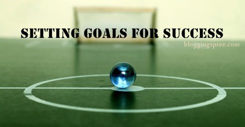 setting goals for success