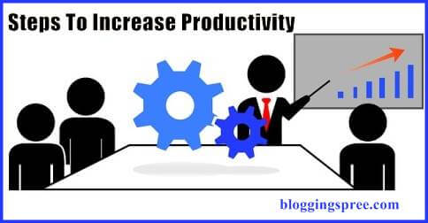3 Simple Steps To Increase Productivity And Profitability
