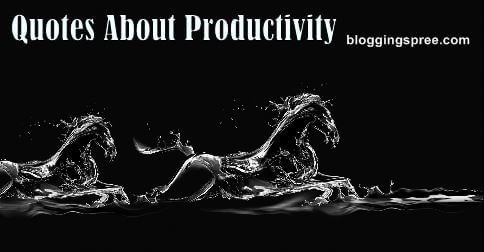 quotes about productivity featured image